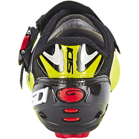 Sidi Genius 7 Mega Shoes Herren black/yellow